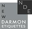 New Darmon Étiquettes